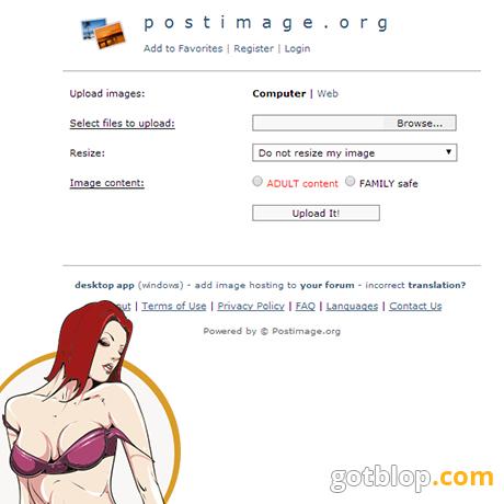 free adult image hosting