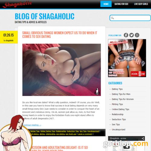 shagaholic does it work