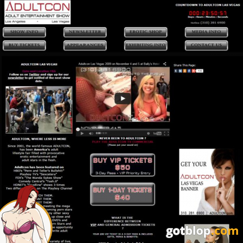 adultcon uncensored