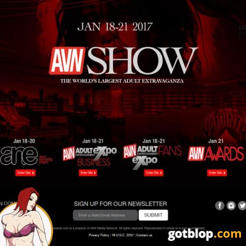 avn awards vegas