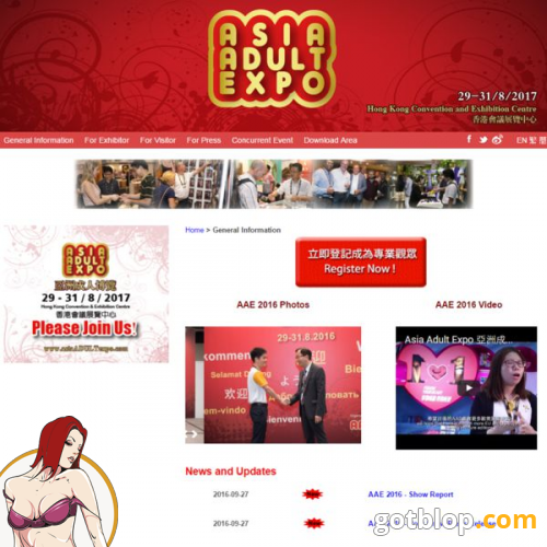 adult expo in asia