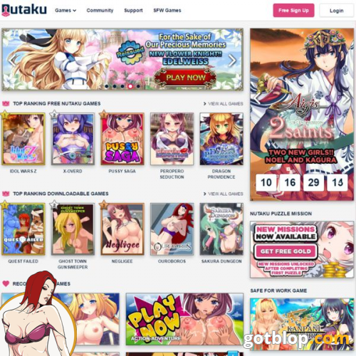 hentai game website
