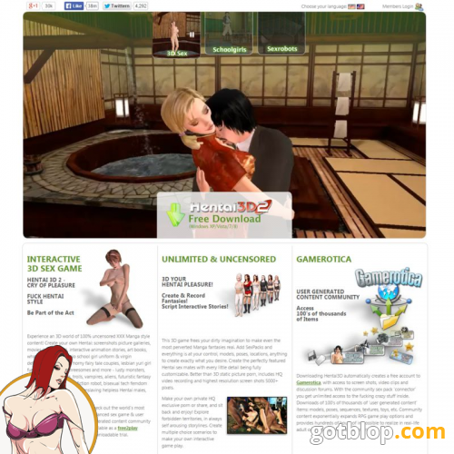 Play The Hottest 3d Interactive Virtual Sex Simulation