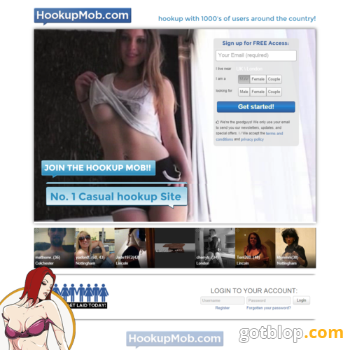dating site HookUpMob