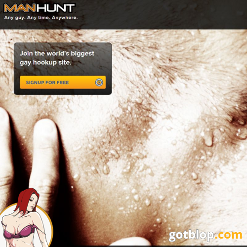 Manhunt dating service