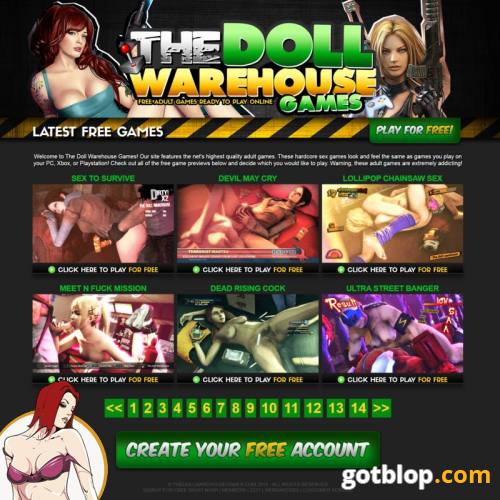 The Doll Warehouse Games - Free Adult Games Online-5677