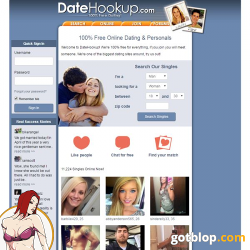 How To Choose An Online Hookup Site