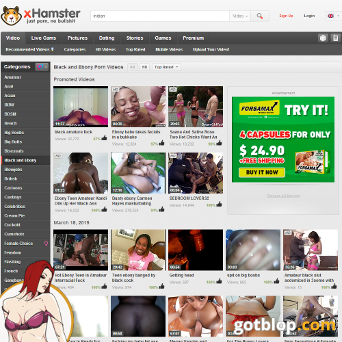 Welcome to this weeks best porn videos of xHamster.