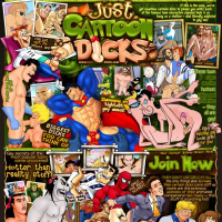 Group Just Cartoon Dicks Archives Porn Comics