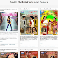 indian savita bhabhi comics