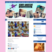 free amateur porn to download on KinkyAmateur
