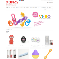 sex shop Tenga