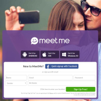meetme search of matches