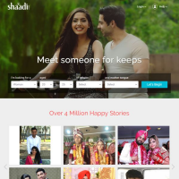 shaadi.com reviews